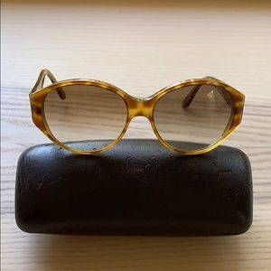 Lafont tortoise sunglasses